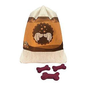 Biscoitos Naturais para Cães Sabor Coco