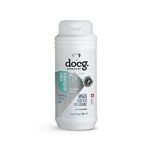 Banho Seco Pó Pet Dry Shower