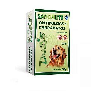 Sabonete Dugs Anti-pulgas 80g