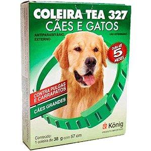 COLEIRA TEA 327 CAO 38 G 57 CM