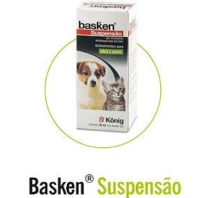 BASKEN SUSPENSÃO 20 ML