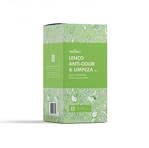 Lenço Anti-odor e Limpeza 20un Vetfleur Aromaterapia