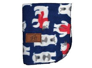 Cobertor Soft Estampa Fabrica Pet Tamanho M
