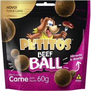 Beef Ball Petitos 60g