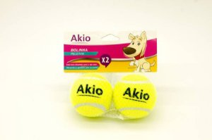 Bolinhas de Tênis AKIO (2uni)