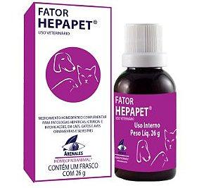 Sistema de Terapia Arenales Fator Hepapet - 26g