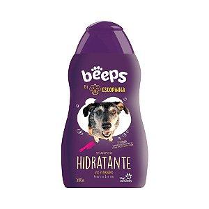 Shampoo Hidratante Pet Society Beeps Estopinha