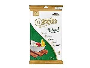 Bifinho Ossyto Bifes em Tiras Sabor Frutas Natural 60g