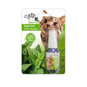 Catnip Spray Afp Magic Scent Grenn Rush - 30ml
