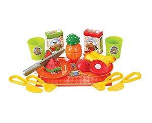 Salada de Frutas - Contém Velcro