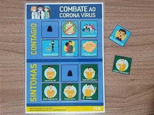 Combate Coronavírus: Estágios