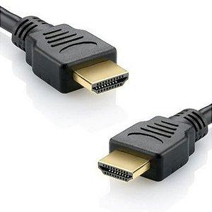 Cabo HDMI versão 1.4 Full HD 1,5Mts