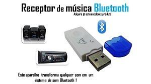 Adaptador Bluetooth Audio