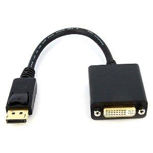 Adaptador DisplayPort para DVI