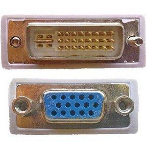 Adaptador DVI para VGA Analogico