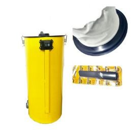 Kit aspirador Mac Turbo 30L