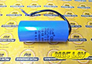 Capacitor WAP 50uF por 450VAC