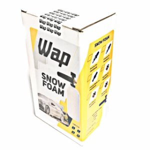 Snow Foam 15x22 Wap Top