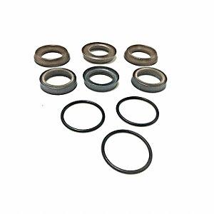 Kit válvulas + vedação e cerâmicas Wap - Bomba 2.8G25/3G25/3.3G25