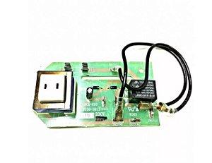 Placa Eletrônica Do Circuito Extratora Home Cleaner 127v