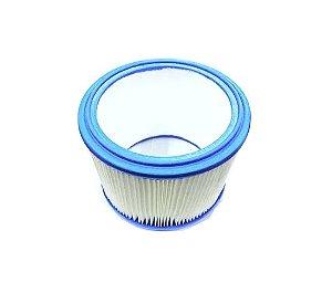 Kit Com 4 Filtro Permanente Pp+pet 10/20 Para Aspirador Wap
