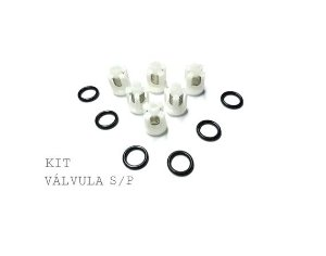 Kit Reparo Cmplt Válvula+vedação+rolamento Axial Wap Bravo