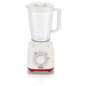 Liquidificador Walita Daily Collection Branco/Vermelho 550W RI2102 220V