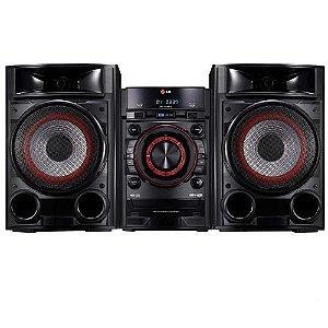 Mini System LG CM4430 MP3 Dual USB e Auto DJ 300W Bivolt