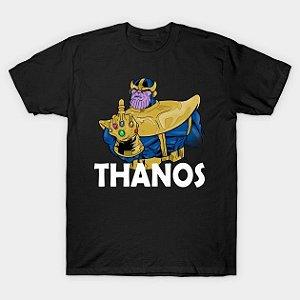 Camisa Camiseta Thanos Cash Os Vingadores The Avengers Bad
