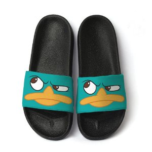 Chinelo Slide Perry o Ornitorrinco