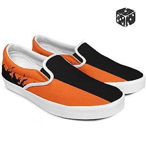 Tênis Slip-On Naruto Shippuden Uniforme