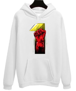 Blusa Moletom Canguru Anime One Punch Man Soco