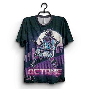 Camiseta 3D Full Jogo Apex Octane