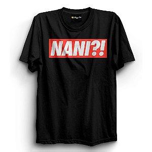 Camiseta Básica Nani?!