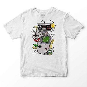 Camiseta Infantil Filme Lilo & Stitch Cute