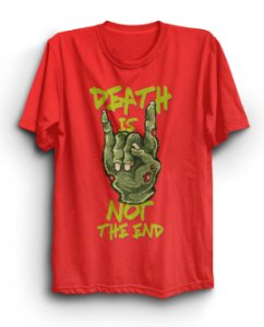 Camiseta Básica Death Is Not End