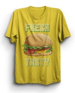 Camiseta Básica Fresh Tasty