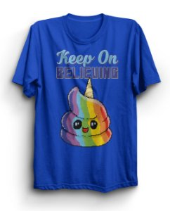 Camiseta Básica Keep On
