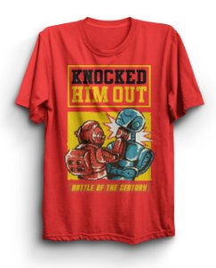 Camiseta Básica Knocked Kim Out