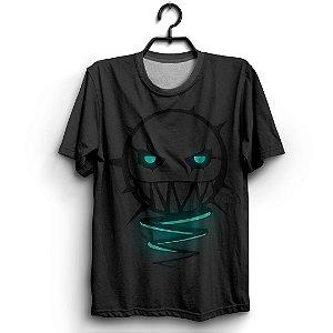 Camiseta 3D Full Jogo Rainbow Six Ela
