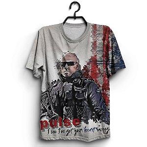 Camiseta 3D Full Jogo Rainbow Six Pulse