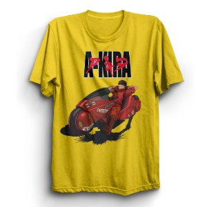 Camiseta Básica  Anime Death Note A-Kira