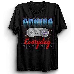 Camiseta Básica Gaming Everyday