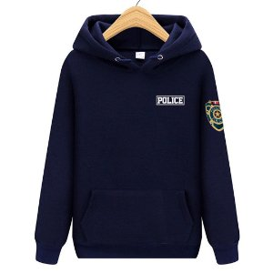 Blusa Moletom Canguru Jogo Resident Evil Police