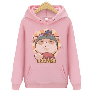 Blusa Moletom Canguru Jogo League Of Legends Teemo
