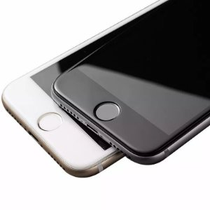 Película Vidro 4D Escudo Borda Curva 4d iPhone 7/7 Plus