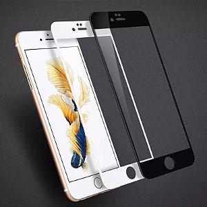 Película Vidro 4D Escudo Borda Curva 4d para iPhone 6/6S