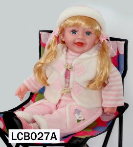 Boneca Importada Little Children 027A