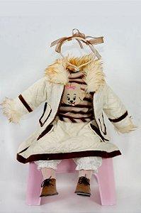 Roupinha Boneca Little Children 013A menina