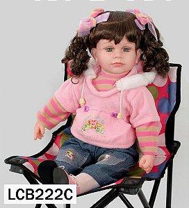 Boneca Importada Little Children 222C menina